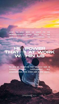 Kim Walker, Healing Verses, Healing Words, Bible Verse Pictures, Bible Verses Quotes, Ephesians 3 20, Eph 3, Prayers Of Gratitude, Worship Quotes