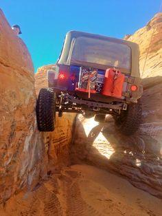 Jeep - gettin it done