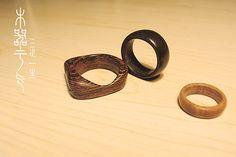 wood ring 4 on Behance