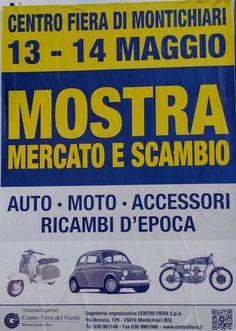 Mostra Mercato e Scambio Auto Moto Accessori Ricambi a Montichiari 5ad557a9bbe
