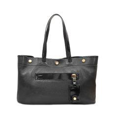 KENZO Bike Shopper Bag. #kenzo #bags #shoulder bags #hand bags #leather