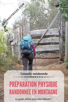Avoir une bonne pr�paration physique avant une grosse randonn�e ou m�me tout type d'effort physique intense est important. On vous donne nos conseils pour une bonne pr�paration physique pour votre 1ere randonn�e. #randonn�e #montagne