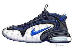 The Making Of The Nike Air Penny!