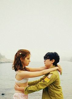 Moonrise Kingdom, Wes Anderson / The cinematography. Wes Anderson Films, West Anderson, Bon Film, Fritz Lang, I Love Cinema, Movies And Series, Joan Rivers, Young Love, Film Music Books