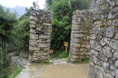 Inti Punku (Sun Gate) - Short Inca Trail in 2 days Beautiful Sites, Most Beautiful, Machu Picchu, Trail, Scenery, Sidewalk, Hiking, Tours, Explore