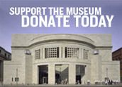 Washington, DC - United States National Holocost Memorial Museum - Support the Museum