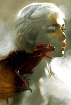 Daenerys #Games of Thrones