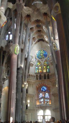 Barcelona, Sagrada Família.