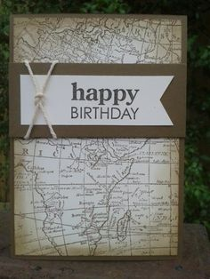 Mapping out your Birthday | 25+ map and globe projects