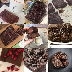 Decadent browneis made of avocado! These brownies are easy to make and the real deal! Try them and you will love them too!