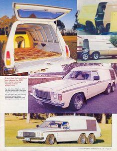 Aussie Muscle Cars, Australian Cars, Custom Vans, Station Wagon, Transportation, Vehicles, Autos, Motors, Car