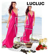 """lucluc"" by dzenyy ❤ liked on Polyvore featuring lucluc"