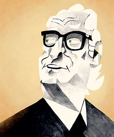 Sir Michael Caine by Sergiy Maidukov  (http://prktr.tumblr.com/)