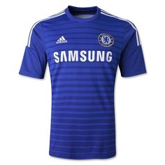 Chelsea 14/15 Home Soccer Jersey You will enjoy 5% discount once your order is over $80. And free shipping is available once your order is over $99. Discount code: cutoff5%