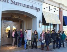 Super fans line up at our newest store location in Colorado Springs, CO at The Shops at Briargate!