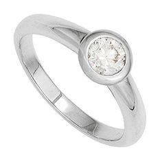 Dreambase Damen-Ring W SI wesselton 14 Karat (585) Weißgo... https://www.amazon.de/dp/B00N5BNK6C/?m=A37R2BYHN7XPNV