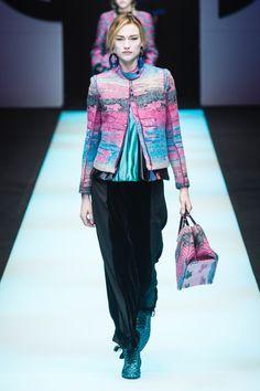 Giorgio Armani Fall 2018 Ready-to-Wear Collection - Vogue Giorgio Armani cc0cede2026f