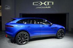 2016 Jaguar F-Pace Exterior