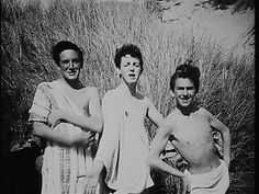 The earliest photo of Paul McCartney and George Harrison together, ca. 1956-57