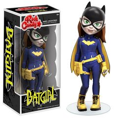 Bonecas Funko - Rock Candy DC Comics. Batgirl Modern Version Rock Candy Vinyl Figure.