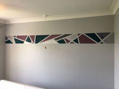 30 Impressive Minimalist Wall Art Decoration Ideas To Copy Right Now Room Wall Painting, Room Paint, Artwork Wall, Bedroom Wall Designs, Bedroom Decor, Wall Murals, Wall Art Decor, Diy Wand, World Of Interiors