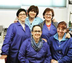 Hoy 8 de marzo queremos rendirle nuestro particular homenaje al magnífico equipo de mujeres con las que contamos en Luis Gonzalo. Sin ellas nuestro grupo no sería el mismo. Feliz Dia de la Mujer!  #luisgonzalo #luisgonzaloshoes #diadelamujer #felizdiadelamujer #almansa #trabajadoras #mujer by luis_gonzalocalzado