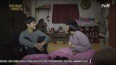 Episode 14: Dukseon praising Taek for cutting down on his medication