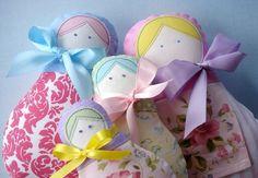 Toy Sewing Pattern for Matryoshka Dolls  Four by preciouspatterns, $4.99