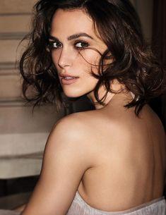 "itsdailyactress: ""Keira Knightley – Chanel 'Coco Mademoiselle Eau de Parfum Intense' Campaign 2018 """