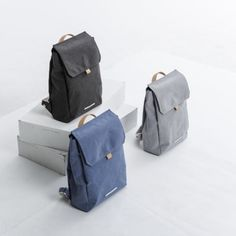 528dccbc31e RAWROW 13 290 Grey Waxed Backpack