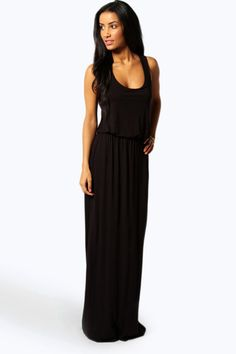 3402c00434b1e boohoo.com Modest Maxi Dress, Dress Skirt, Maxi Dresses, Casual Dresses,