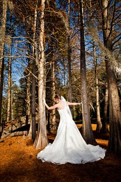 So much fun on this bridal shoot!