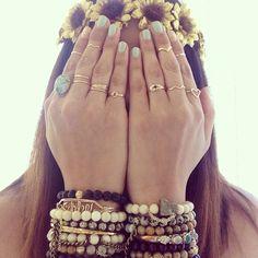 The Lace ProjectBARDOT via Polyvore Bracelets Pinterest