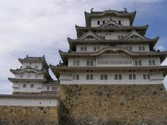 Himeji castle, National Treasure and UNESCO site