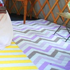 Zig Zag and Stripe Rugs — Maxwell's Daily Find 06.21.12
