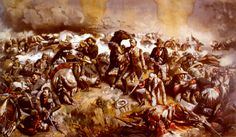 7TH CAVALRY LAST STAND