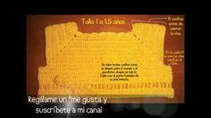 VIDEO 4. CANESÚ PARA BEBÉS EN 5 TALLAS 2 de 3