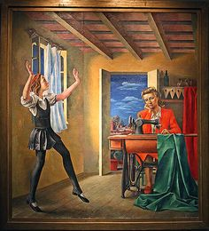 Primeros Pasos by Antonio Berni at El Museo de Bellas Artes in Buenos Aires, Argentina Latina, Social Realism, Rene Magritte, Art Database, Museum Of Fine Arts, Art Google, Art Boards, Photo Art, 1