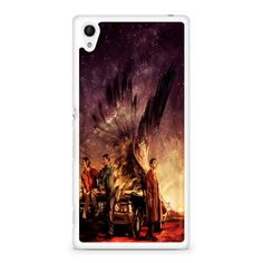 Supernatural Painting Art Sony Experia Z4 Case