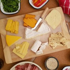 Compiling My Perfect Cheeseboard