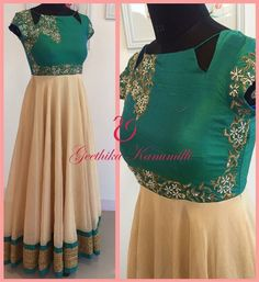Shine like a moon and spark like a star. Best suitable for Sangeeth/Mahanadi/haldi functions. To order, pls WhatsApp on 94929 91857 Indian Dresses, Indian Outfits, Anarkali Dress, Lehenga, Indian Designer Suits, Indian Attire, Indian Wear, Dress Cuts, India Fashion