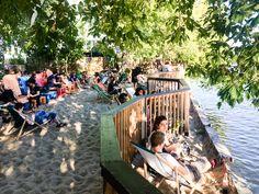 Yaam – Strandbar met Caribische vibe aan de Spree