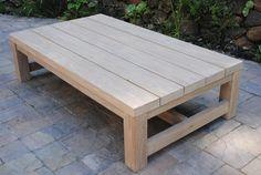 Patio Furniture Coffee Table