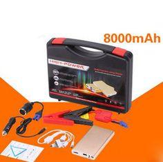 Dodge Avenger 12v 400amp 14000 mAh Emergency Jumpstarter And Portable Power Bank
