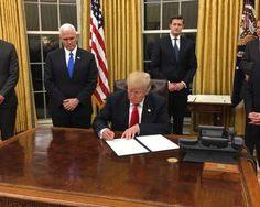 On His First Day Trump Harms 30 Million Americans With Executive Order Undermining Obamacare