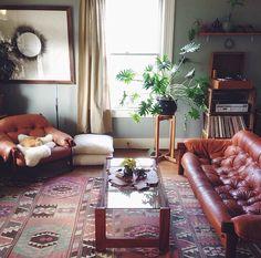 Bohemian Living Room (11)