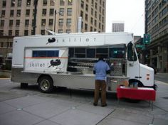 Skillet Food Truck on the streets of Seattle