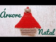 (320) Rudinea Angelini - Crochê&Customização - YouTube