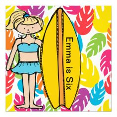 ==>>Big Save on          Custom Blond Girl Surfer Birthday Invites           Custom Blond Girl Surfer Birthday Invites We have the best promotion for you and if you are interested in the related item or need more information reviews from the x customer who are own of them before please follow ...Cleck Hot Deals >>> http://www.zazzle.com/custom_blond_girl_surfer_birthday_invites-161854158658639103?rf=238627982471231924&zbar=1&tc=terrest
