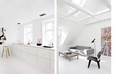 I Kartoffelrækkerne midt i København gemmer der sig en oase af fantastiske rækkehuse. Et af dem tilhører Kasper og Mette Andersen, som har indrettet deres hus i en minimalistisk og enkel nordisk stil med rene linjer.